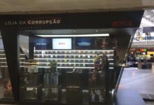 Loja da corrupção NetFlix